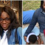 Wife Of Blind Legendary Producer, Cobhams Asuquo Reveals Their Son Was Born Blind 26