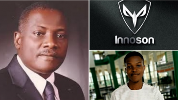 Innoson Motors Reaches Out To Young Nigerian Boy Who Re-Designed IVM Logo [Photos] 3