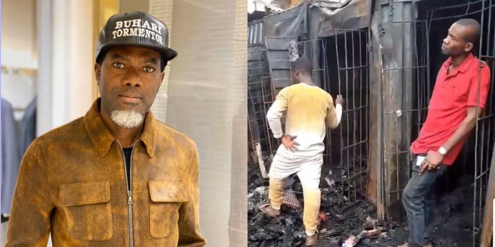 Reno Omokri Blames Igbos For Onitsha Fire Disaster As He Sympathizes With Victims 1