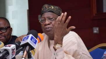 School Kidnapping Also Takes Place In Developed Countries Like America - Lai Mohammed 13