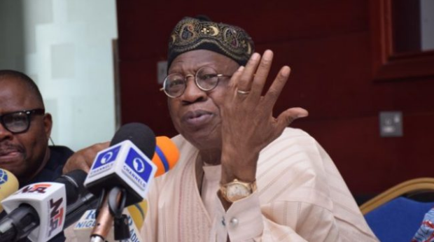 School Kidnapping Also Takes Place In Developed Countries Like America - Lai Mohammed 1