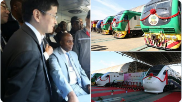 See Photos Of The Trains Amaechi Intends To Import To Nigeria From China 6