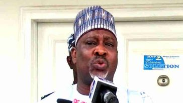 Kogi Deputy Governor, Simon Achuba Reacts After He Was Impeached By Lawmakers 3
