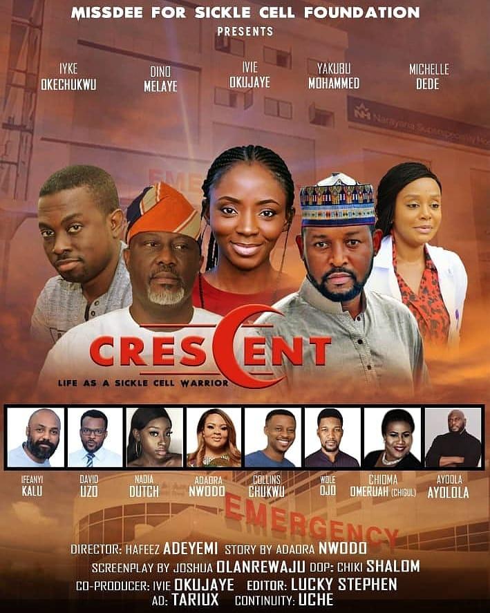 "Senator Dino Melaye Stars As Key Actor In New Nollywood Movie ""Cresent"" [Watch Trailer] 1"