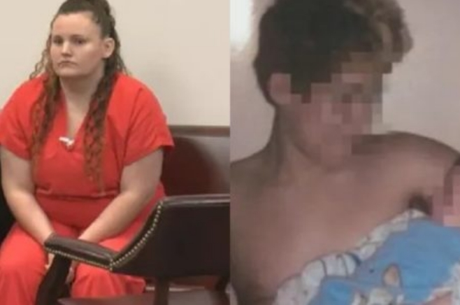 Nanny Jailed For Sleeping With Her Employer's 11-Years-Old Son And Getting Pregnant For Him 1