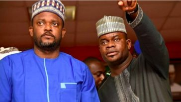 KOGI: Governor Yahaya Bello Announces New Deputy, Places Simon Achuba Under House Arrest 3