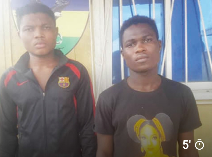 23-Year-Old Lagos Trader Caught After Robbing Aba Businessman Twice, Raping His Housemaid 1