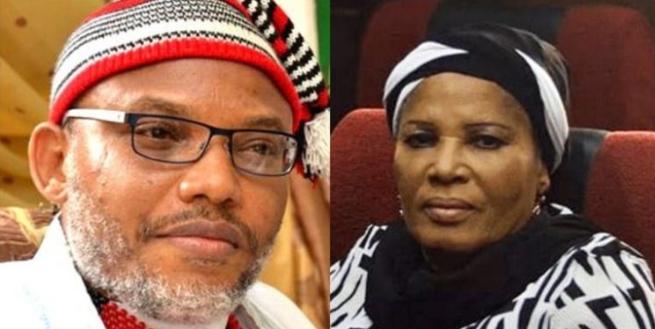 IPOB Leader, Nnamdi Kanu Loses Mum, Blames Buhari's Government For Her Death 1