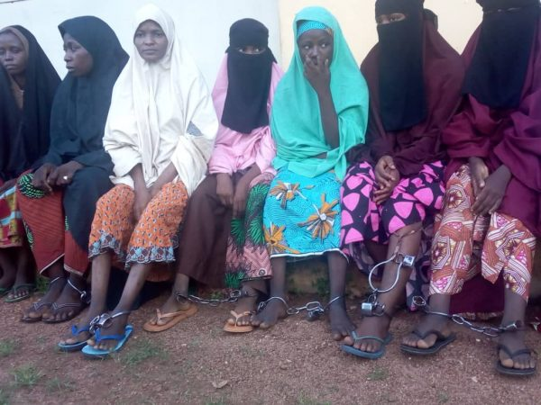 Buhari Reacts As Police Rescues More 147 Victims From Another Islamic Torture Centre In Kaduna 3