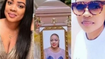 Pretty Lady Dies After Being Allegedly Poisoned By Her Jealous Best Friend Over Job Promotion 2