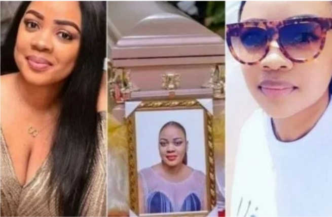 Pretty Lady Dies After Being Allegedly Poisoned By Her Jealous Best Friend Over Job Promotion 1