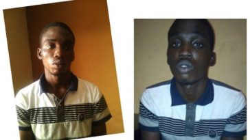 18-Years-Old Boy Arrested For Stealing N1.8 Million From Offering And Tithes Box In Lagos Church 3