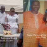 Pastor Olusegun Taiwo Exposed As Wife Catches Him Secretly Marrying Another Woman In Lagos 27