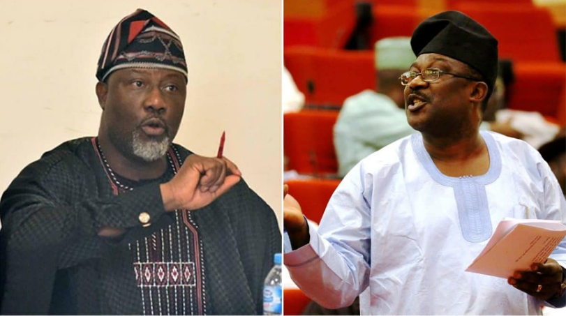 Fake Policemen Caught As Melaye And Adeyemi Battle For Kogi West Senatorial Seat 1