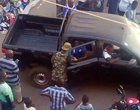 Soldiers Reportedly Kills Woman And Student For Insulting Their Colleague's Girlfriend In Sokoto 1