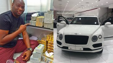 Nigerian Big Boy, Mompha Reportedly Arrested In Abuja After Escaping Interpol In Dubai 4