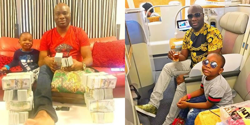 Nigerian Big Boy, Mompha Reportedly Arrested In Abuja After Escaping Interpol In Dubai 1