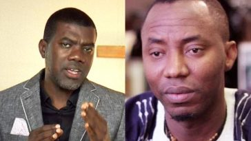 If Sowore Was Igbo, He Would Have Been Out Of Jail By Now – Reno Omokri 6