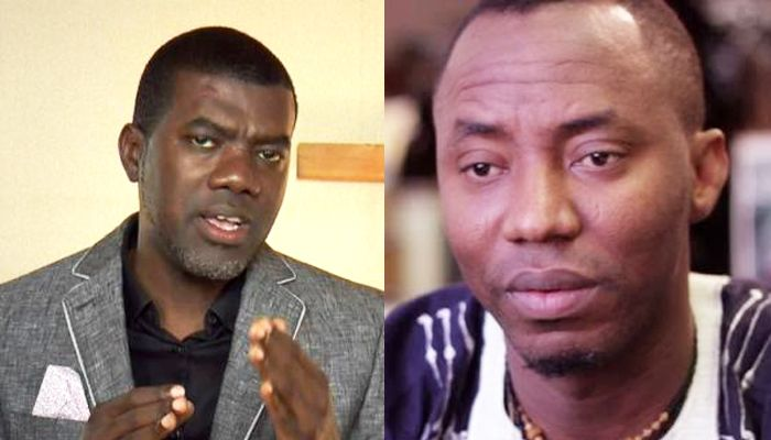 If Sowore Was Igbo, He Would Have Been Out Of Jail By Now – Reno Omokri 1