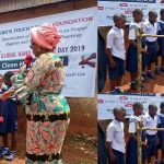 Enugu First Lady Commissions Tippy Taps For Primary Schools To Aid Hand Washing [Photos] 28