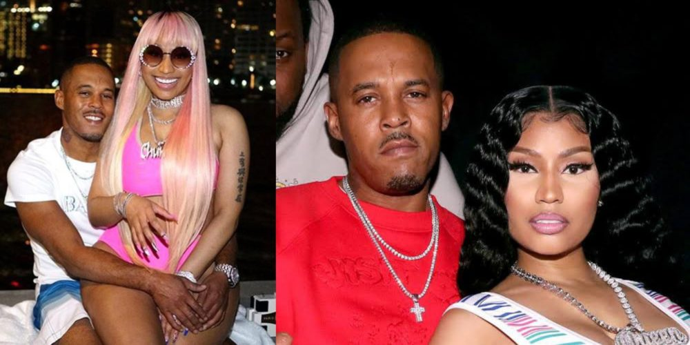 American Rapper, Nicki Minaj Secretly Marries Kenneth Petty After A Year Of Dating [Video] 1