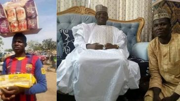 Bread Vendor Appointed SSA To Zamfara Governor, Says He Will Continue Selling His Bread 3