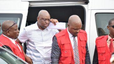 """It Took Us 10 Days To Count N1.2 Billion Fayose Got From Dasuki"" - Banker Tells Court 1"