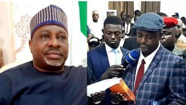 """Anyone Parading Himself As Kogi Deputy Governor Is An Impostor"" – Impeached Achuba Says 2"