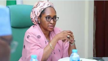 Finance Minister, Zainab Ahmed Says Nigeria's N25.7 Trillion Debt Is Not Worrisome 5