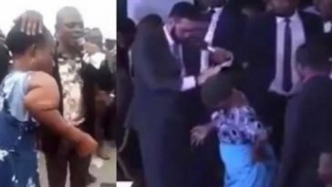 Viral Video Shows Two Nigerian Pastors Allegedly Using Same Woman For Same Miracle 9