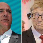 Amazon Founder, Jeff Bezos Is No Longer World's Richest Man, Loses Title To Microsoft's Bill Gates 27
