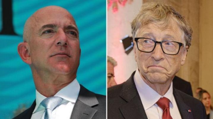 Amazon Founder, Jeff Bezos Is No Longer World's Richest Man, Loses Title To Microsoft's Bill Gates 1