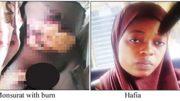 Woman Burns Her 13-Year-Old Housemaid's Stomach And Lap With Iron Over N500 In Lagos 14
