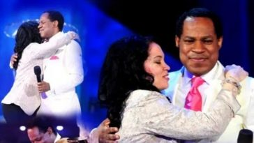 Pastor Chris Oyakhilome's Wife Remarries, Changes Her Name To Anita Ebhodaghe Schafer 3