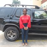 23-Year-Old Runs Girl Escapes With Man's SUV, Phones Worth N1m After Sex Romp In Lagos 28