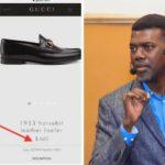 """Border Closure: """"Wear Kano Made, Not $640 Gucci Shoes"""" – Reno Omokri Blast President Buhari 28"""