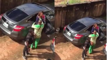 Police Arrests Mother And Her 2-Months-Old Baby Because Her Husband Is A Suspected Internet Fraudster [Video] 2