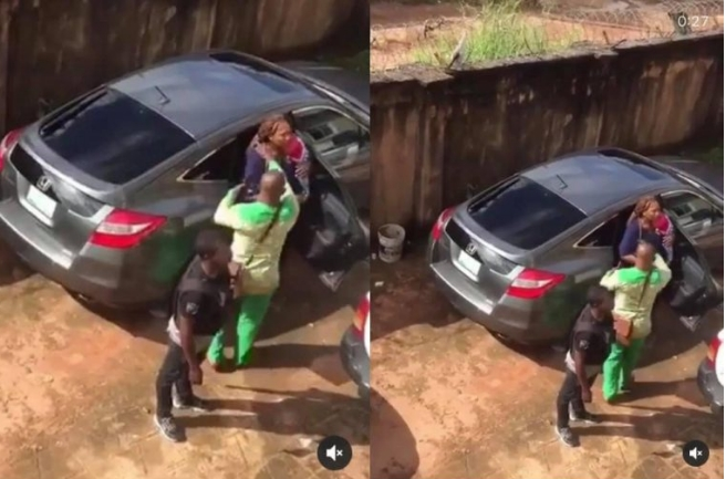 Police Arrests Mother And Her 2-Months-Old Baby Because Her Husband Is A Suspected Internet Fraudster [Video] 1