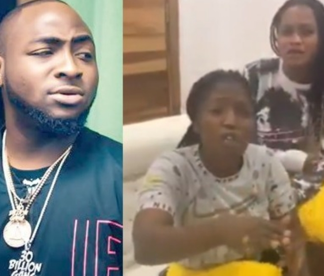 Davido Arrests Two Ladies Who Wrongfully Accused Him Of Impregnating One Of Them [Video] 1