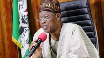 Fed Govt Is Working On How To Inject Sanity Into Use Of Social Media In Nigeria – Lai Mohammed 7