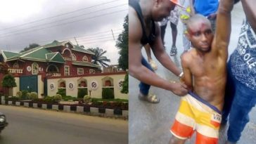 Thief Breaks Into Pastor's Home, But Ends Up Stripping Naked And Falling Asleep [Photos] 7