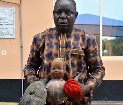Court Remands Native Doctor In Prison For 'Juju Scam', Orders Forfeiture Of His Properties In Oyo 1