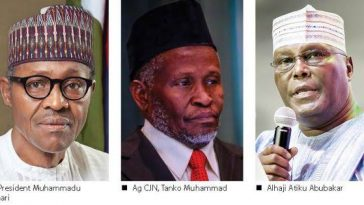 Supreme Court Finally Explains Why Atiku's Appeal Against Buhari Was Thrown Out 3