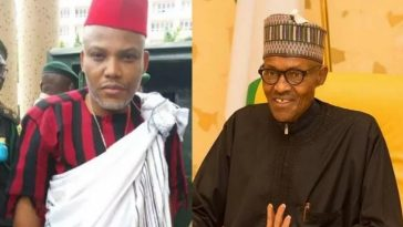 """Apply For Zoo Visa To Come Bury Your Mother"" -  Buhari's Aide Tells IPOB Leader, Nnamdi Kanu 7"