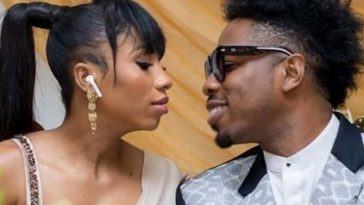 """I Be Your Handbag, Your Wrapper"" — Ike Tells Mercy He Can't Go Anywhere Without Her [Video] 2"