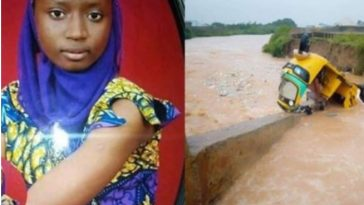 Flood Kills Lady On Her Way To Meet Makeup Artist Ahead Of Tomorrow's Wedding In Kaduna 4