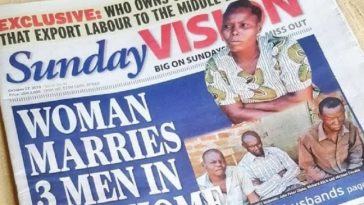 Pastor's Daughter Marries 3 Men, Keeps Them In The Same House, Says She's In Search For More 4