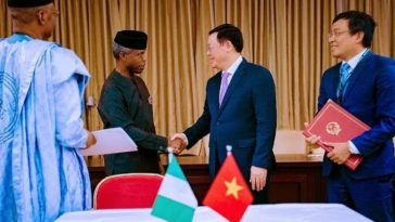 Nigerians Can Now Travel To Vietnam Without Visa, All Thanks To VP Yemi Osinbajo [Details] 7
