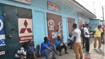 Border Closure: Ghana Traders Shuts Down Shops Owned By Nigerians In Major Markets 3