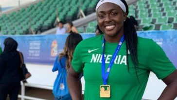 US Born Athlete, Oyesade Olatoye Stripped Of Her IAAF Medals Because She Represented Nigeria 5